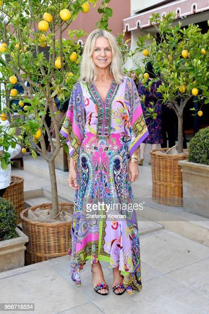 Crystal Lourd attends Aerin Lauder Crystal Lourd and Jennifer Meyer Host a Dinner in Celebration of the AERIN SS18 Collection by Williams Sonoma at...