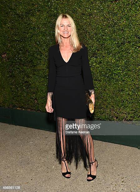 Crystal Lourd attends Claiborne Swanson Frank's Young Hollywood book launch hosted by Michael Kors at Private Residence on October 2 2014 in Beverly...