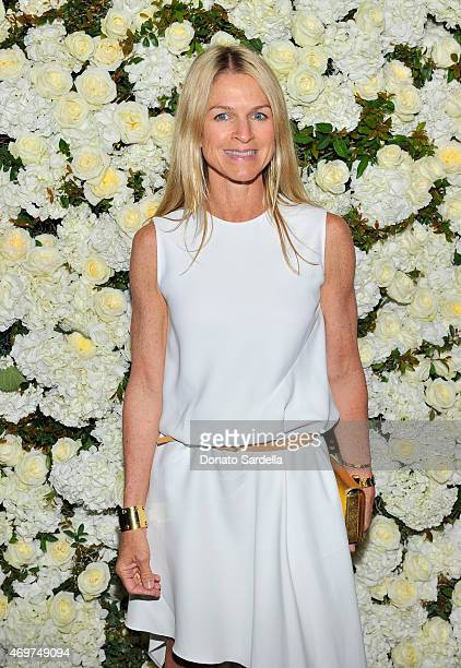 Crystal Lourd attends David And Victoria Beckham Along With Barneys New York Host A Dinner To Celebrate The Victoria Beckham Collection at Fred's at...