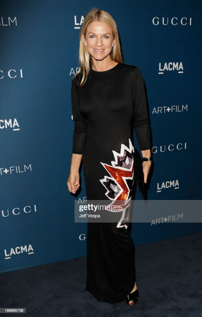 Crystal Lourd attends the LACMA 2013 Art + Film Gala honoring Martin Scorsese and David Hockney presented by Gucci at LACMA on November 2, 2013 in Los Angeles, California.