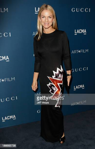 Crystal Lourd attends the LACMA 2013 Art + Film Gala honoring Martin Scorsese and David Hockney presented by Gucci at LACMA on November 2, 2013 in...