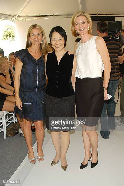 Crystal Lourd Dr Helena Chang and Stephanie Murray attend Olivier Theyskens Hosts Couture Cares A Benefit For Breast Cancer at Beverly Hills on...