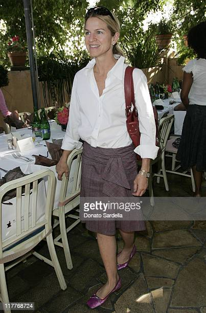 Crystal Lourd during Cynthia Pett Dante and Tracey Ross Celebrate Dr Nicholas Perricone's New Book The Perricone's Promise at Orso Restaurant in Los...
