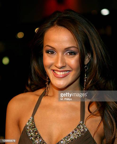 Crystal Lowe during Final Destination 3 Los Angeles Premiere Arrivals at Grauman's Chinese Theater in Hollywood California United States