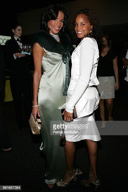 Crystal McCrary Anthony and Erica Reid attend The Black Alumni of Pratt Institute's 14th Annual Celebration of the Creative Spirit Benefit Dinner at...