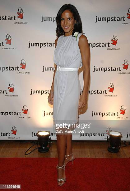 Crystal McCrary Anthony during 3rd Annual Scribbles to Novels Gala Benefiting Jumpstart at Puck Building in New York City New York United States
