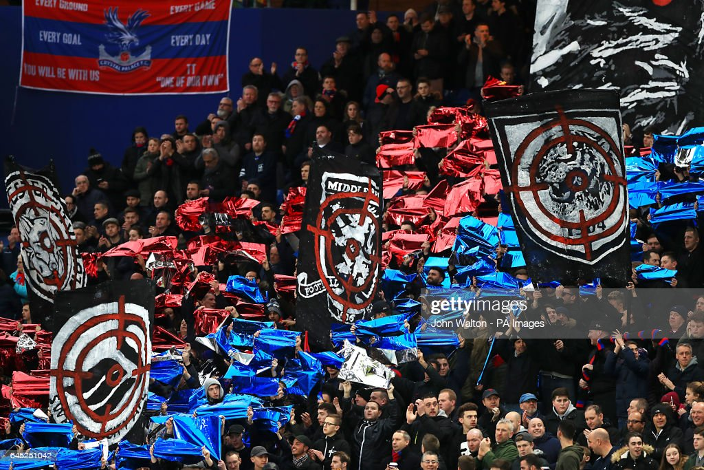 Crystal Palace v Middlesbrough - Premier League - Selhurst Park : News Photo