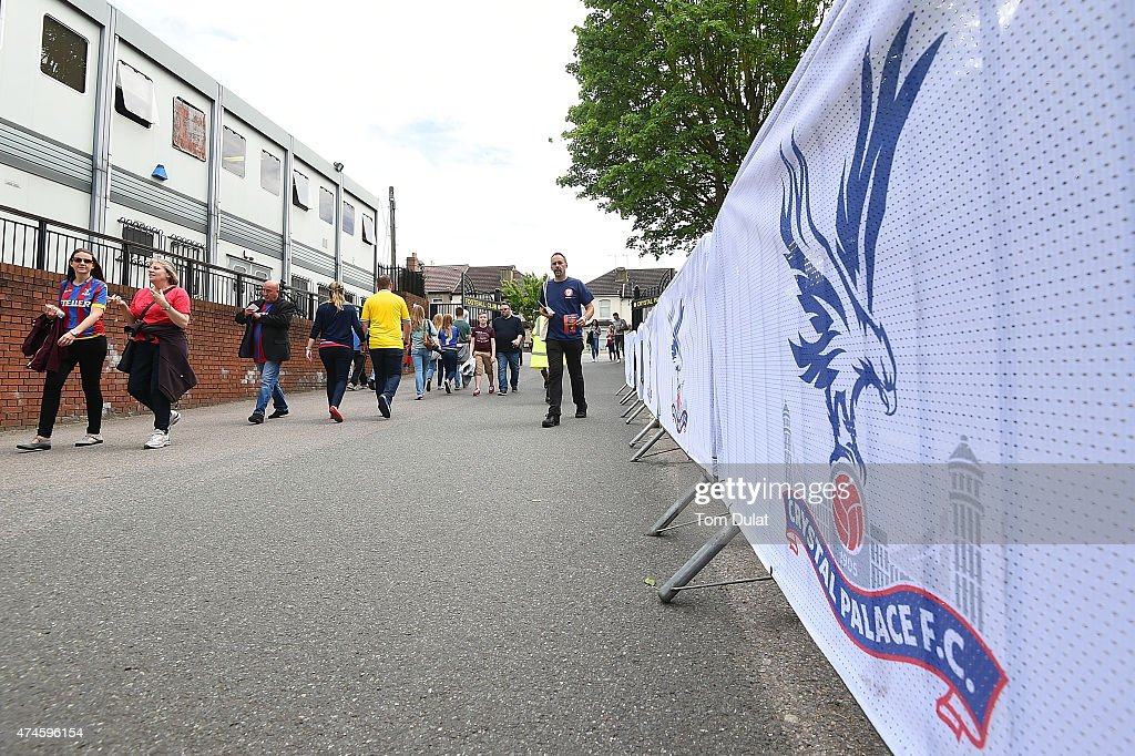 Crystal Palace v Swansea City - Premier League : News Photo