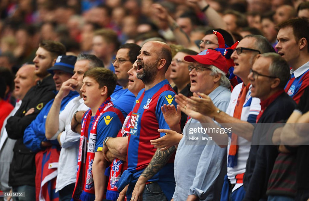 Manchester United v Crystal Palace - The Emirates FA Cup Final : Fotografía de noticias