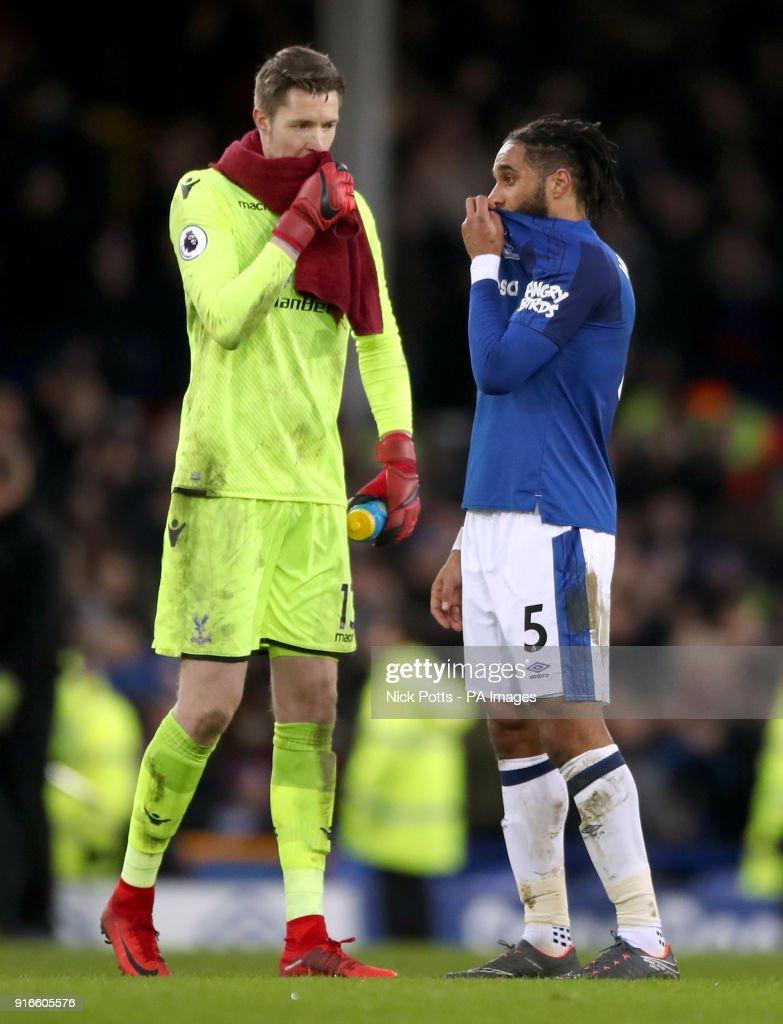 Everton v Crystal Palace - Premier League - Goodison Park : News Photo