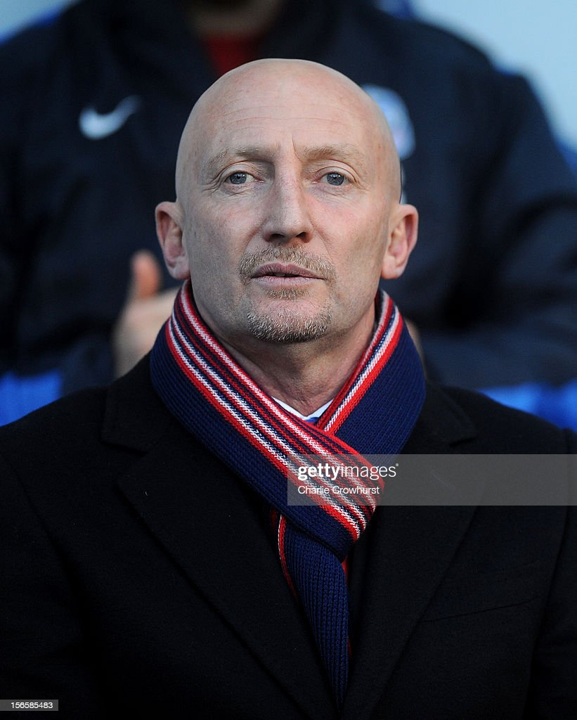 Crystal Palace manager Ian Holloway looks on before the start of the game during the npower Championship match between Crystal Palace and Derby County at Selhurst Park on November 17, 2012 in London, England.