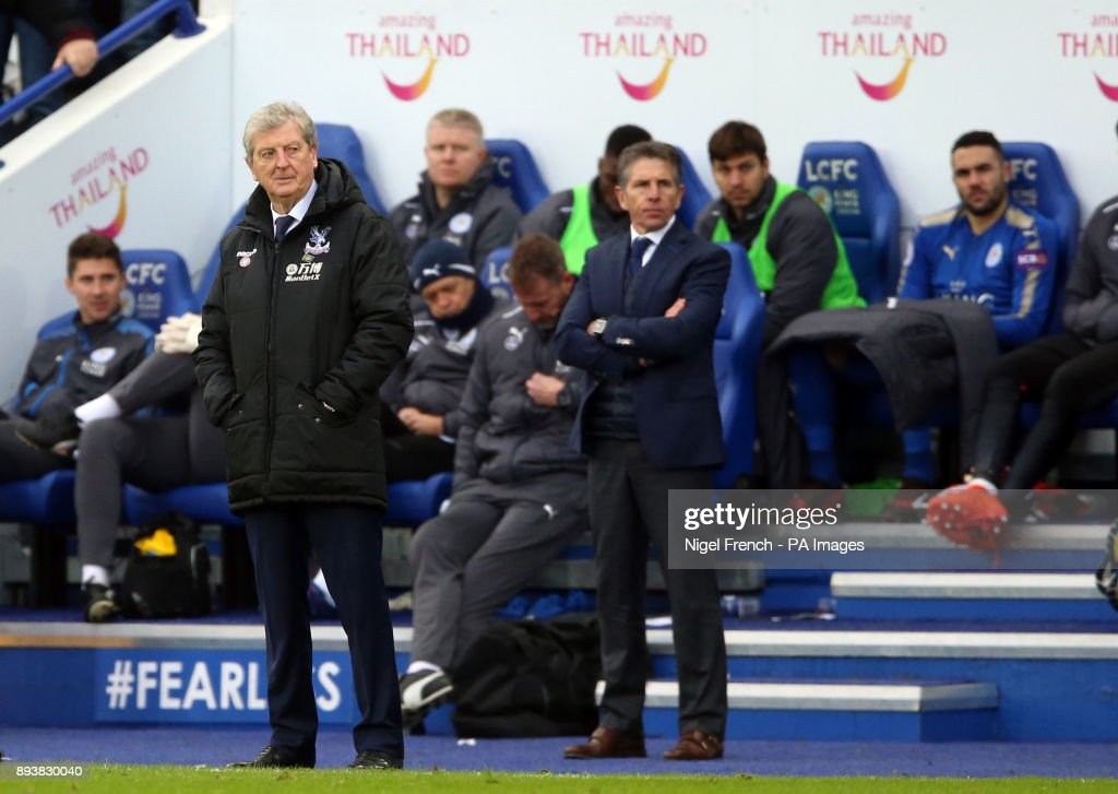 Leicester City v Crystal Palace - Premier League - King Power Stadium : News Photo