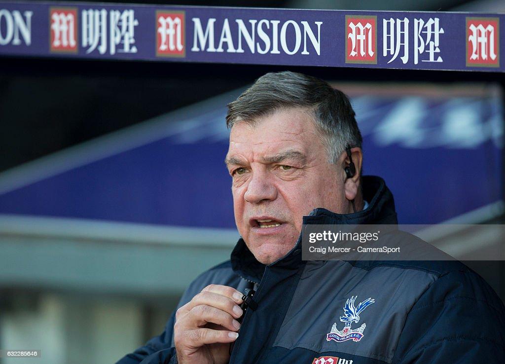 Crystal Palace v Everton - Premier League : News Photo