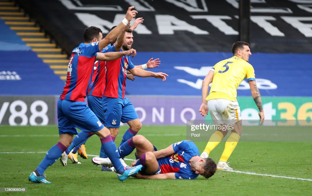 Crystal Palace v Brighton & Hove Albion - Premier League : News Photo