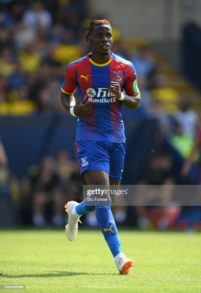 Oxford United v Crystal Palace - Pre-Season Friendly : News Photo