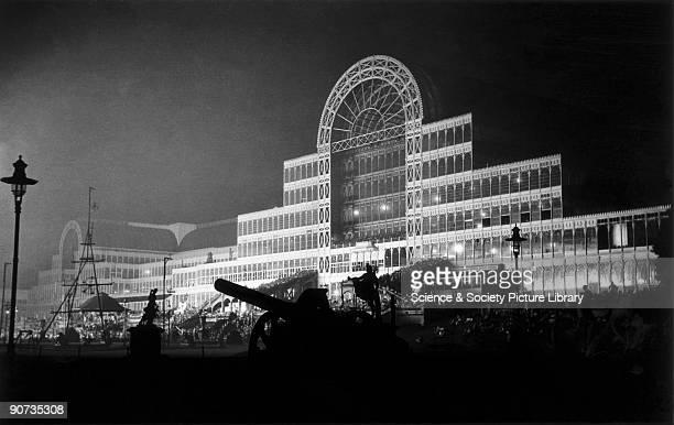 Crystal Palace was built by Joseph Paxton for the Great Exhibition in 1851 It was destroyed by fire in November 1936