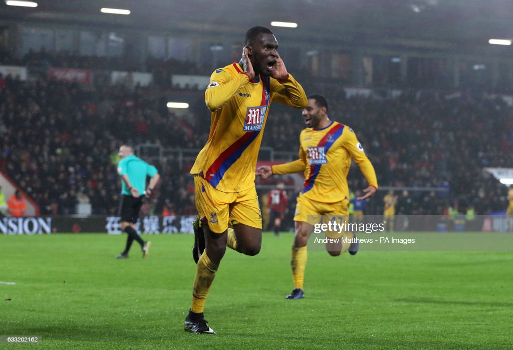 AFC Bournemouth v Crystal Palace - Premier League - Vitality Stadium : News Photo