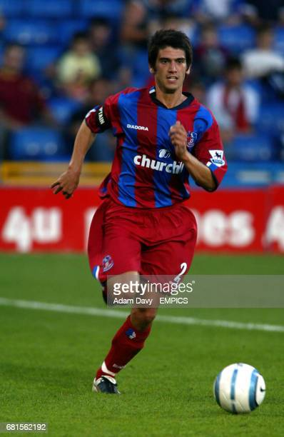 Crystal Palace's Danny Butterfield