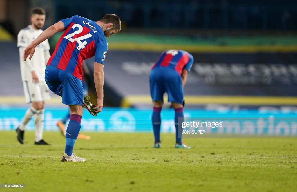 FBL-ENG-PR-LEEDS-CYSTAL PALACE : News Photo