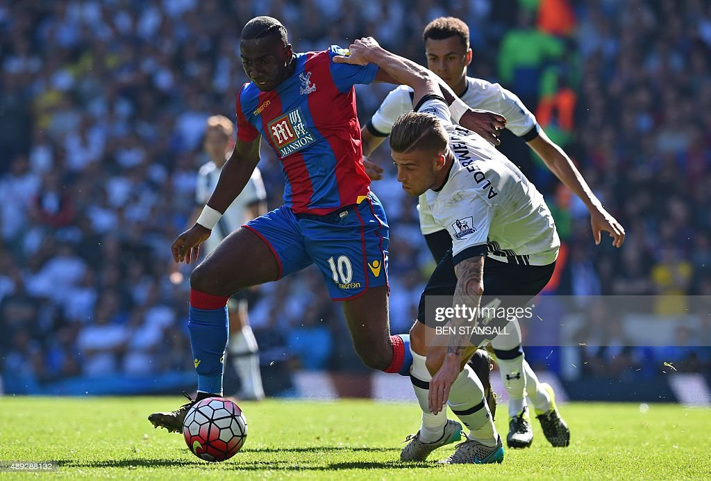 FBL-ENG-PR-TOTTENHAM-CRYSTAL PALACE : News Photo