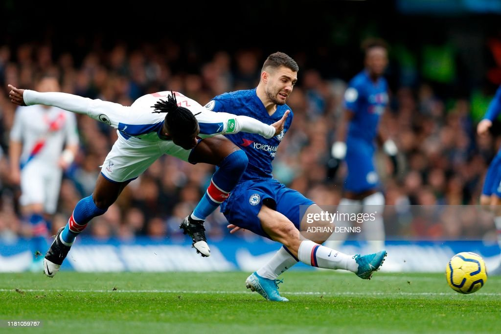 FBL-ENG-PR-CHELSEA-CRYSTAL PALACE : News Photo