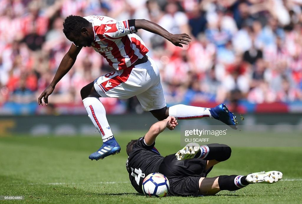 Stoke City v Crystal Palace - Premier League