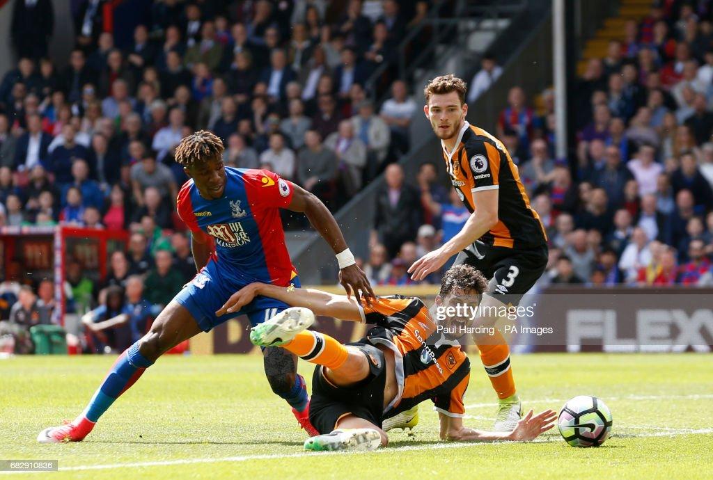Crystal Palace v Hull City - Premier League - Selhurst Park : News Photo