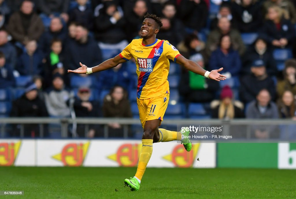 West Bromwich Albion v Crystal Palace - Premier League - The Hawthorns : News Photo