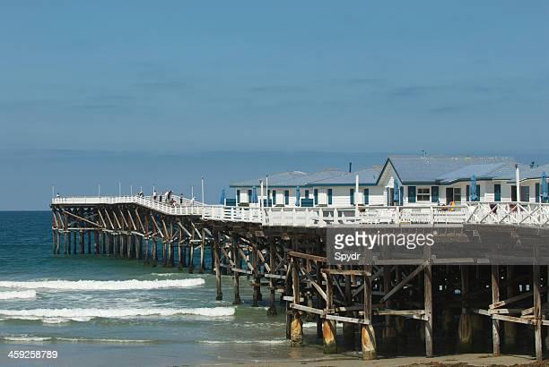 Crystal Pier, der Pacific Beach