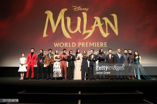 Crystal Rao Chen Tang Nelson Lee Jimmy Wong Rosalind Chao Yoson An Jet Li Yifei Liu Director Niki Caro Donnie Yen Jason Scott Lee Tzi Ma Ron Yuan Jun...