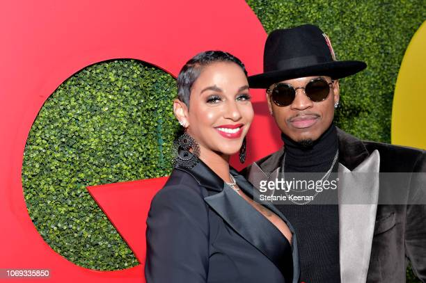 Crystal Renay and NeYo attend the 2018 GQ Men of the Year Party at a private residence on December 6 2018 in Beverly Hills California