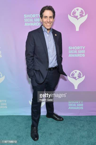 CTO/cofounder of Muck Rack attends the 4th Annual Shorty Social Good Awards at Current at Chelsea Piers on November 14 2019 in New York City