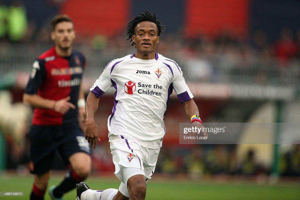 Cagliari Calcio v ACF Fiorentina - Serie A : News Photo