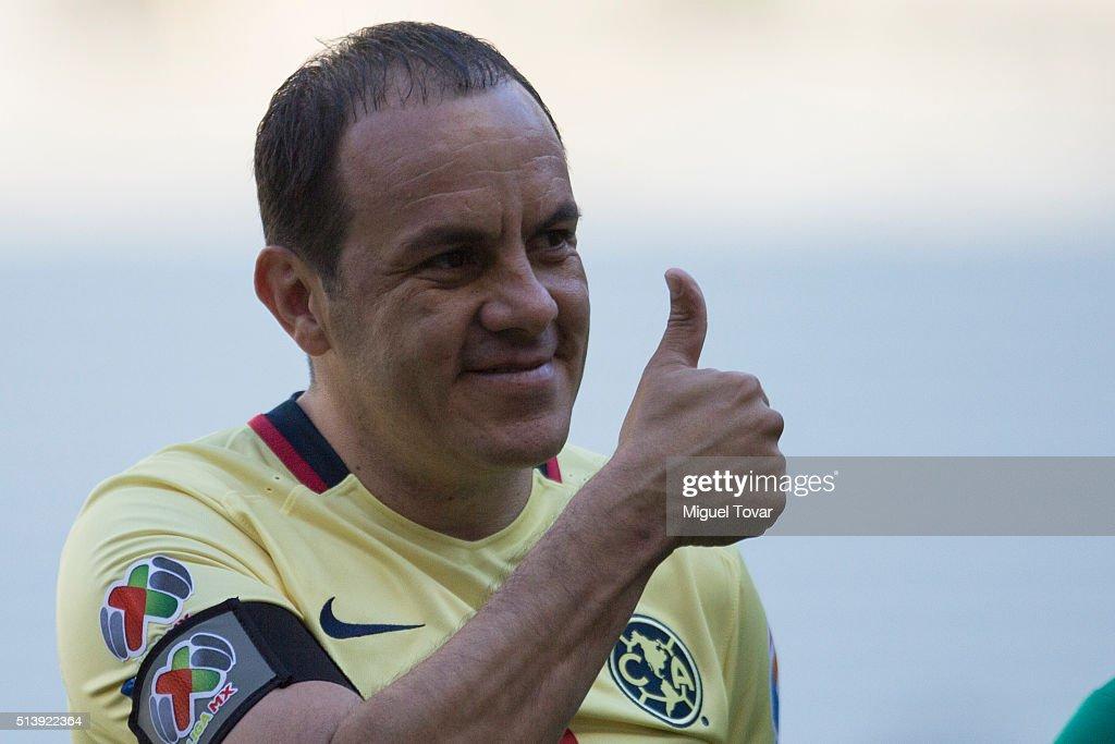 America v Morelia - Clausura 2016 Liga MX : News Photo