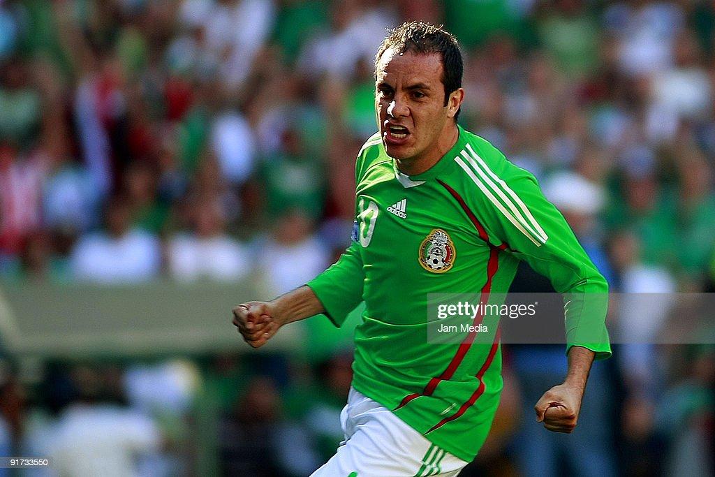 Mexico v El Salvador - FIFA World Cup Qualifier