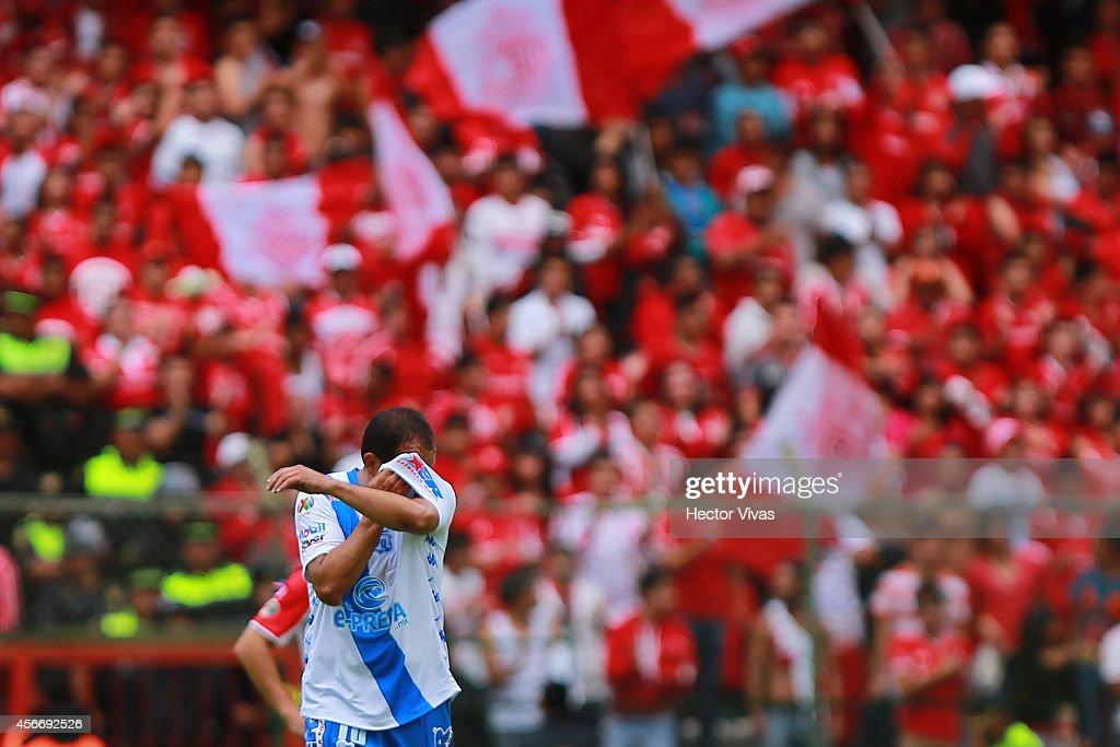 Toluca v Puebla - Apertura 2014 Liga MXcc