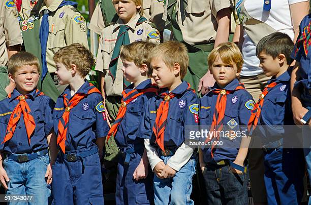 Cub Scouts and Boy Scouts of America