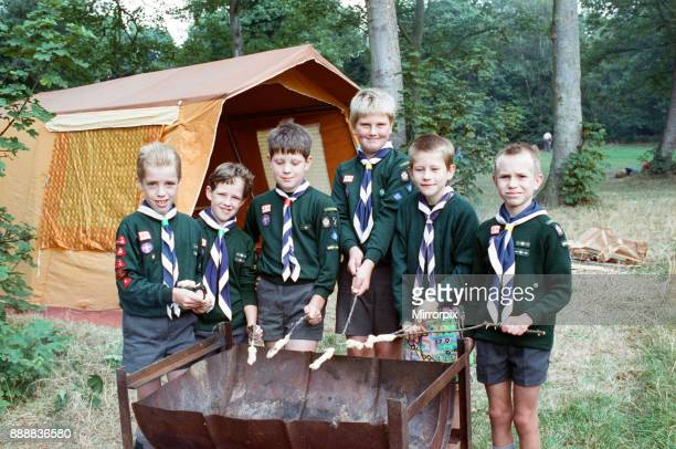 Cub Scouts from the Huddersfield South West district had a challenging day at Bradley Wood camp site About 60 boys from Golcar Crosland Hill Paddock...