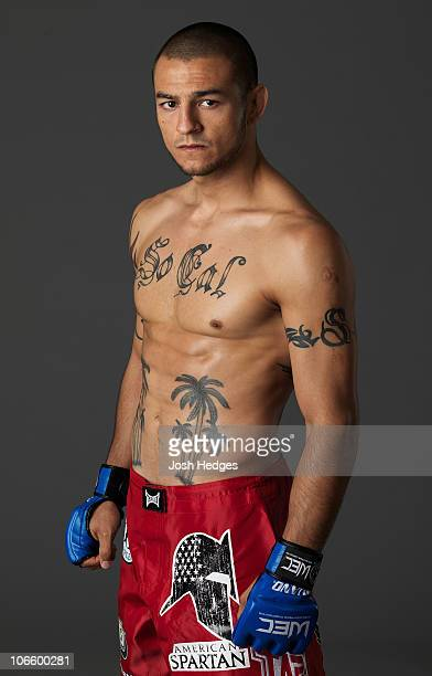 Cub Swanson poses for a portrait on June 4 2009 in Sacramento California