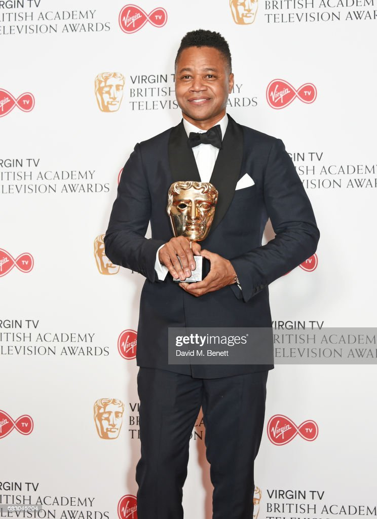Virgin TV BAFTA Television Awards - Winner's Room : News Photo