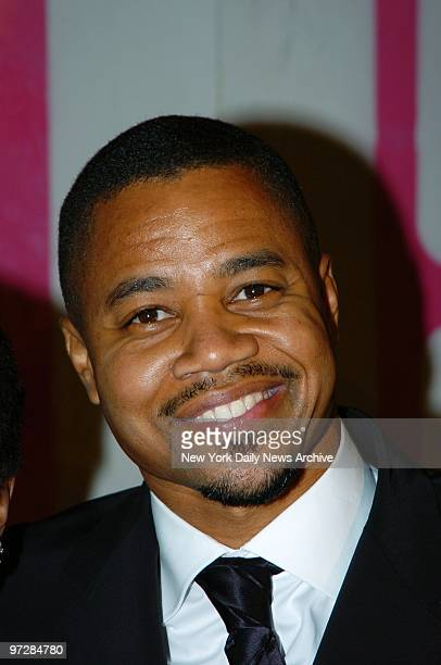Cuba Gooding Jr arrives for the 14th annual IFP Gotham Awards presentations at Pier 60 Chelsea Piers