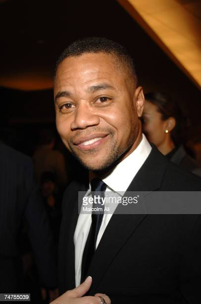 Cuba Gooding Jr. At the Writers Guild Theater in Beverly Hills, California