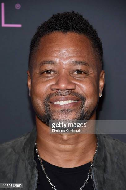 Cuba Gooding Jr attends ELLE Women in Music presented by Spotify and hosted by Nina Garcia Jameela Jamil E Entertainment on September 05 2019 in New...