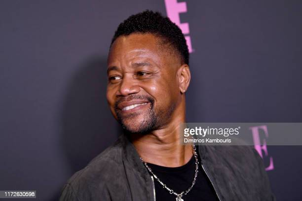 Cuba Gooding Jr. Attends ELLE, Women in Music presented by Spotify and hosted by Nina Garcia, Jameela Jamil & E! Entertainment on September 05, 2019...