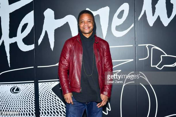 Cuba Gooding Jr attends Interview Lexus Celebrate September Issue on September 7 2017 in New York City