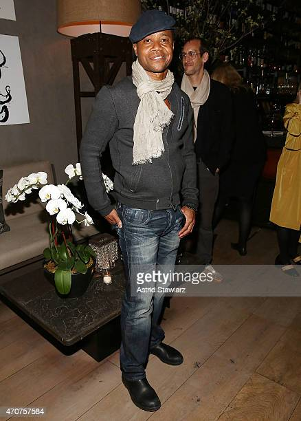 Cuba Gooding Jr attends Lionsgate Roadside attractions after party for the Tribeca Film Festival world premiere of 'Maggie' at Tutto II Giorno on...