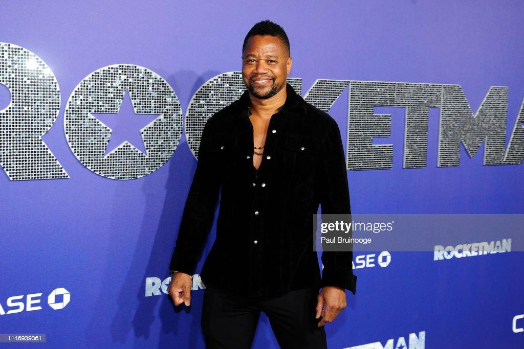"""Rocketman"" US Premiere : News Photo"
