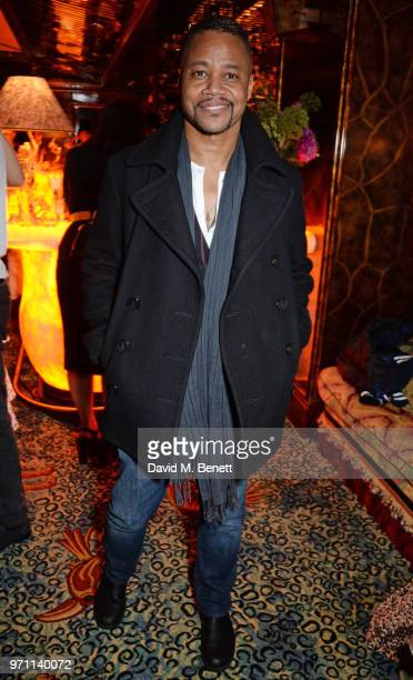 Cuba Gooding Jr attends the GQ Style and Browns LFWM Party at Annabels on June 10 2018 in London England