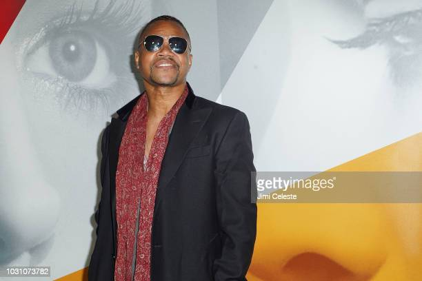 Cuba Gooding Jr attends the New York premiere of A Simple Favor at Museum of Modern Art on September 10 2018 in New York City