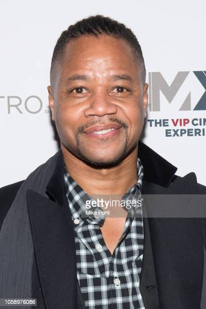 "Cuba Gooding Jr. Attends the opening of CMX CineBistro with special screenings of ""BlacKkKlansman,"" ""City Lights,"" & ""Pretty Baby"" at CMX CineBistro..."